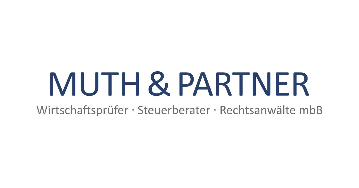Muth & Partner Wirtschaftsprüfer · Steuerberater · Rechtsanwälte mbB