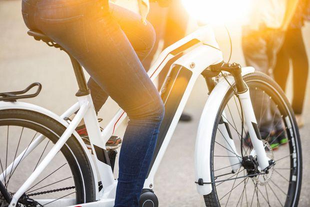 Photo: Fahrrad