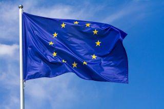Photo: EU-Flagge