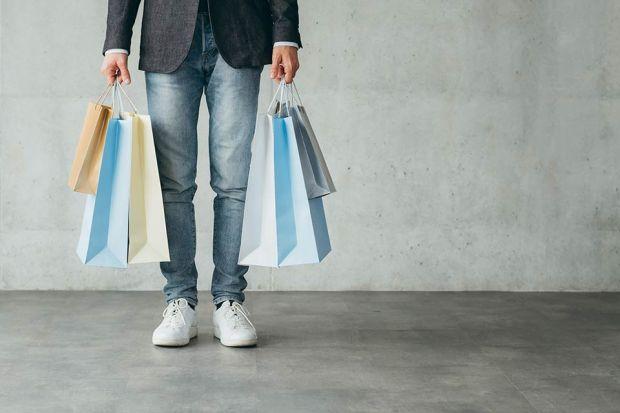 Photo: Einkaufstaschen