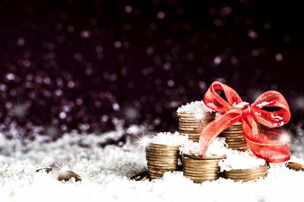 Photo: Schnee auf Münzen