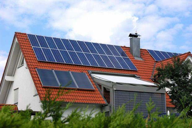 Photo: Solaranlage
