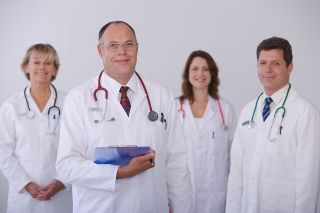 Photo: Ärzte und Ärztinnen