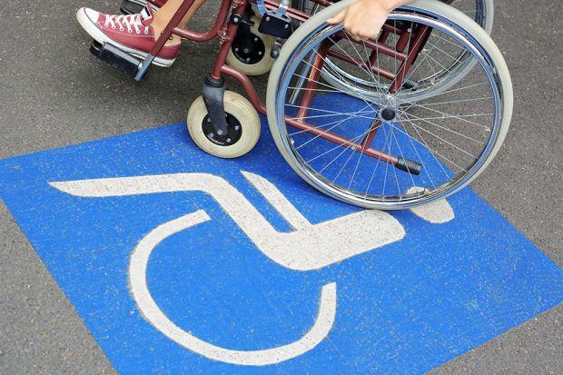 Photo: Rollstuhlfahrer