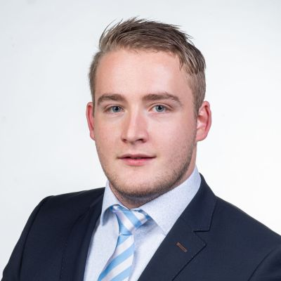 Leon Jost, Tax assistant, Fulda